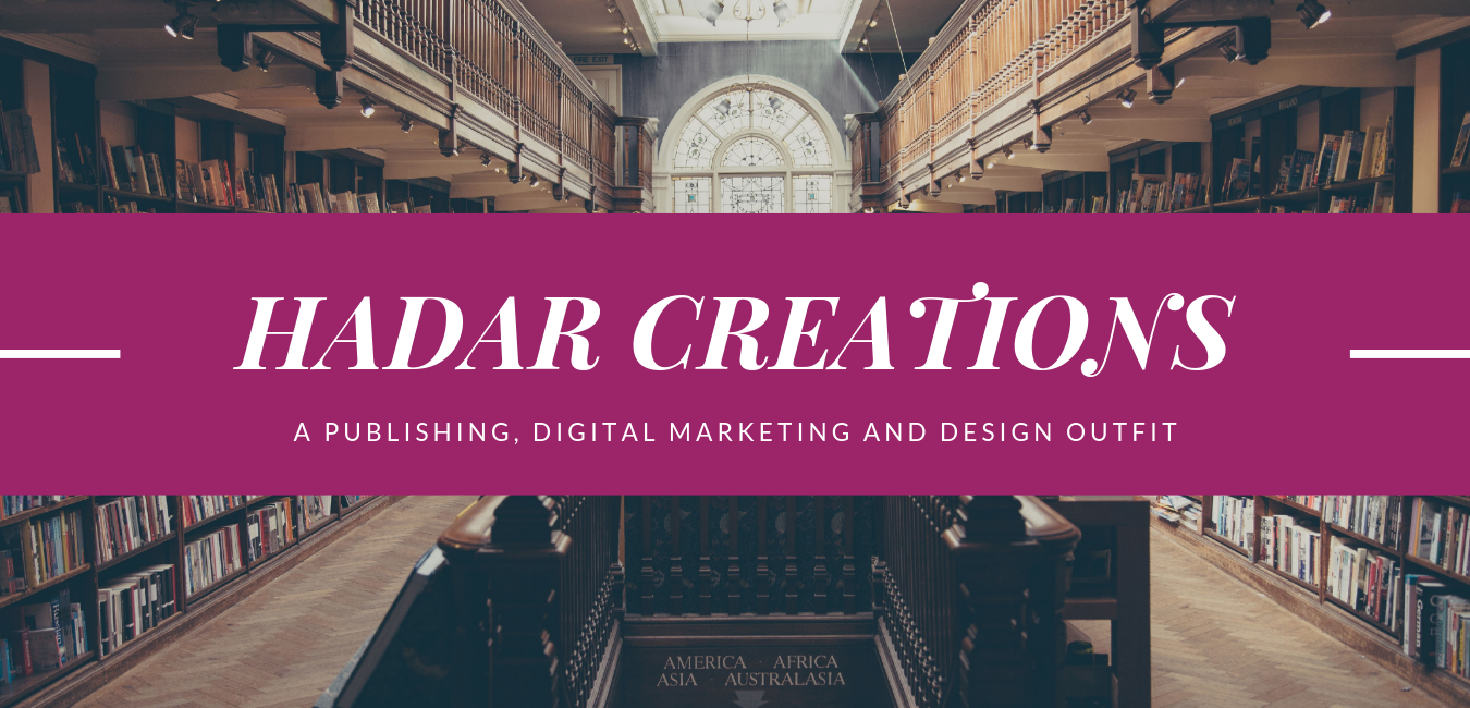 Welcome to Hadar Creations